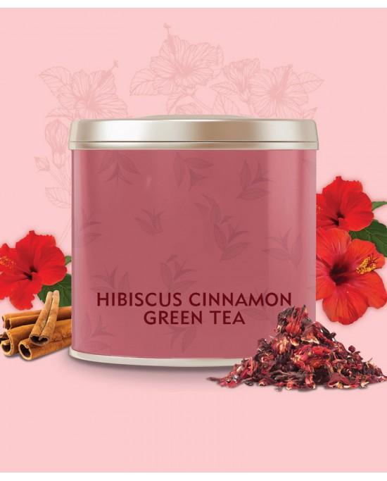Hibiscus Cinnamon Tea
