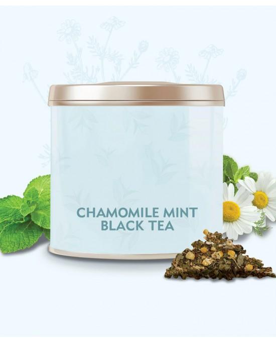 chamomile mint black tea