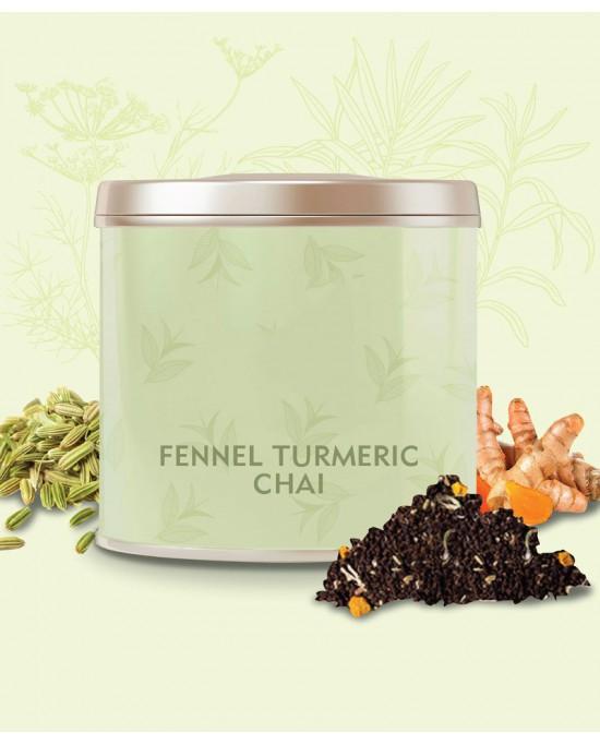 fennel turmeric chai
